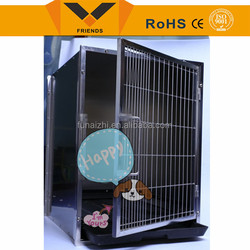 Metal Wire Dog Cage/Large Steel Dog Cage/Steel Bar Dog Cage