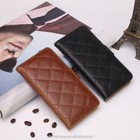 Custom Made Mobile Phone PU Leather Case Wallet for Samsung Galaxy S6
