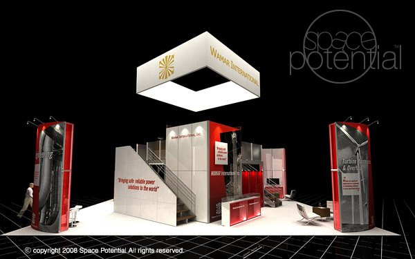 Exhibition Booth Supplier : Exhibition booth design photo detailed about
