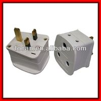 South Africa Electrical Plug to UK, UAE and Malaysia adapter