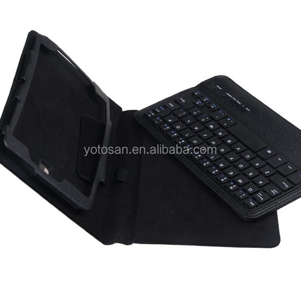 DETACHABLE Bluetooth Keyboard Stand Case for Samsung Galaxy Tab 4 7.0
