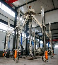Shaft Center Drilling