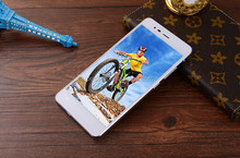 MTK6589 1.2GHz quad core-CPU 5.5 inch screen fashion style mobilephone