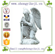 factory custom-made handmade carved fashion resin angel statue outdoor decoration