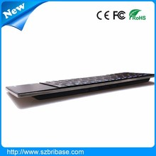 Fashionable Portable Mini Wireless Bluetooth 3.0 Keyboard with Touchpad for PC Tablet