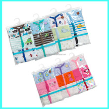 Factory supply wholesale 3 pcs carter romper set, newborn baby gift set