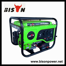 BISON(CHINA) Air-Cooled BS7500 6kw Generator Petrol