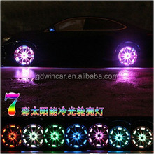 High-brightness LED light for signal warning wheel car LED flashing light