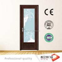 aluminium bathroom doors and windows glass decoration