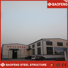 ISO standard steel factory owner
