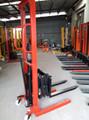 Altezza di sollevamento carrello elevatore, stacker manuale pallet, stacker mano idraulico