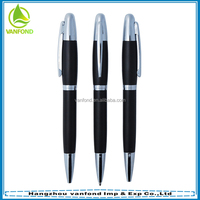 New design plsatic pen brand name stationery products and price