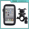Bike mount holder for iphone with wateproof bag