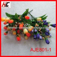Wholesale silk flowers orange blossom flower for church decoration