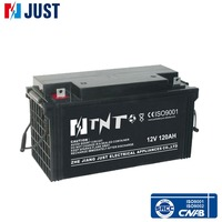 High performance 12v 120ah sealed lead deep cycle ups battery