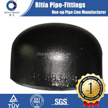 din 2617 ansi b16.9 forged butt weld pipe fitting cap