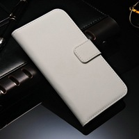 2014 new products from china supplier wallet style cell phone for HTC One M8 leather case