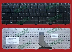 High quality New For HP G71-400 Laptop Keyboard Black US Version