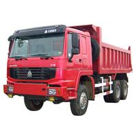 China Sinotruk Howo 6x6 military cargo truck