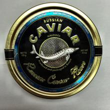 Russian Osetra Caviar, 100% Russian origin