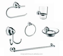 Zinc Alloy 6pcs set 4400 Bathroom Accessories