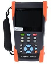Prezzo all'ingrosso 3,5 pollici fotocamera tester ip monitor lcd da 12 volt tdr cavo fault locator