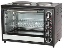 de calidad superior 2 placa de horno eléctrico horno