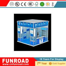 2014 Modulares portátiles muestran cabinas comerciales de Shenzhen