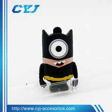 New design cartoon 32gb pendrive with best price accept paypal