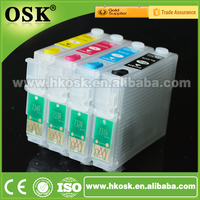 T0731HN Wholesale cartridge for Epson TX300F TX121 TX400 Refillable ink cartridge with ARC chip