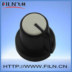 FL3005 black round fishing reel handle knob