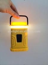 CE certification plastic silicon magnet handy lantern