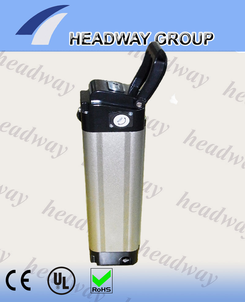 HOT! Headway li-ion 36v 10ah electric bike battery factory price