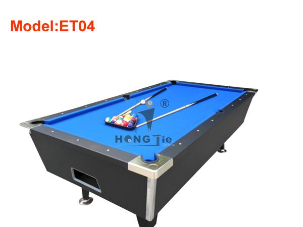 7ft mdf mesa de bilhar baratos/mesa de snooker/jogo de bilhar