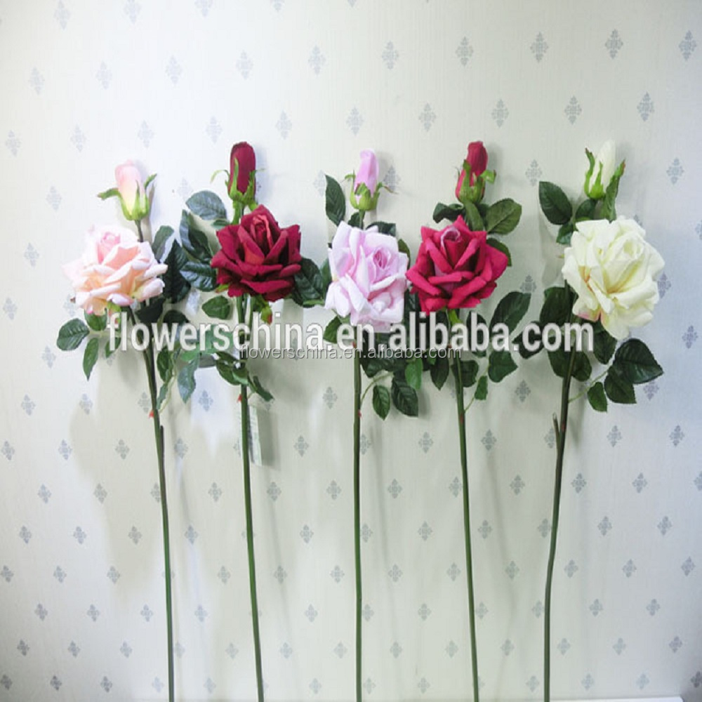 Wholesale Artificial Rose Flower Wedding Decoration Rose Flower Buy