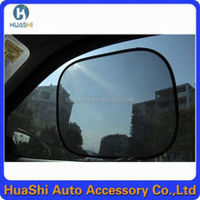 Car window static cling decal/static cling window film for car
