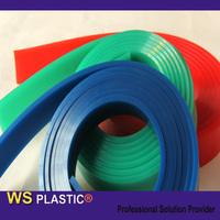 pleiger screen printing squeegee rubber
