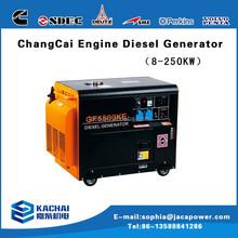 HangZhou Zhejiang CHINA Electric Generator Power Small Fuel Less 10kw 10kva Diesel Generator set Price For Sale
