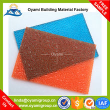 Alibaba china building materials 3.0mm thickness famous construction projects