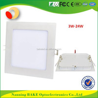 2 Years Warranty 3w low price smd square mini solar panel for led light