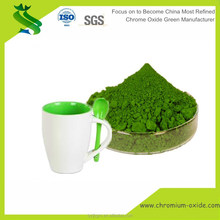 Chrome Oxide Green Purity 99.0%-99.5% for Ceramic color Pigment Raw Materials Light Green Powder