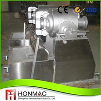 air flow rice puffing machine bulking machine corn flake/rice flake cereal puffing machine