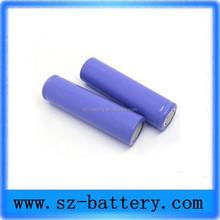 18650 automotive battery pack for christmas lights 3.7v 2000mah battery case
