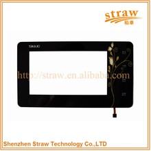 High Transparency Capacitive Touch Screen Monitors Component(DC-CTPGG-10001)