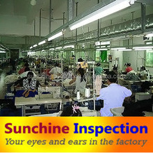 Quality Control Services - Production Monitoring