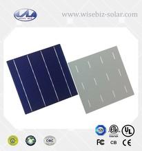 A grade poly solar cell