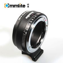 Commlite Lens Adapter NF-NEX For Nikon G,DX,F,AI,S,D Type Lens To For Sony E-Mount NEX Camera