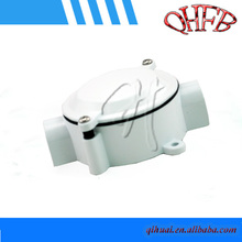 electrical aluminum enclosure box with different outlet ways