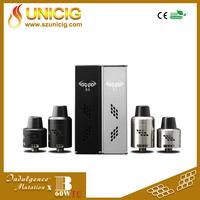 Hot Seller Vapor Mod Indulgence Mutation x B 60W 26650 18650 mechanical mod ecig mod parts