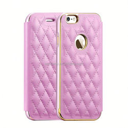 High quality leather mobile phone cases for IPHONE6 4.7inch Cover For iphone 6 case